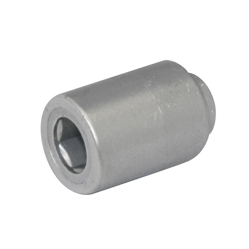 Yamaha - Mariner cylinder of aluminum anode