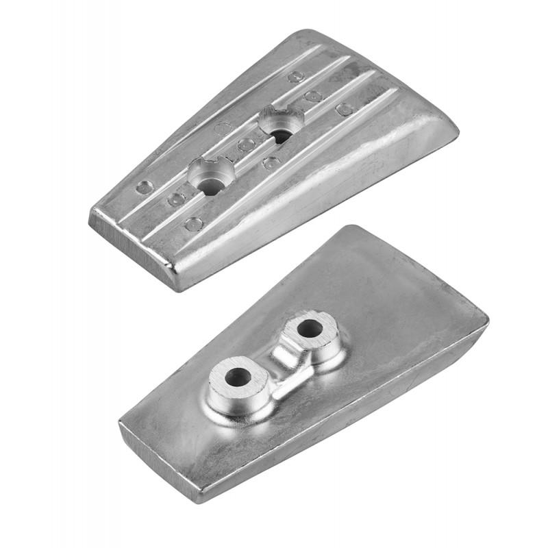 Placa de zinc para Volvo Penta DPR - 3589875-3589876-3589877