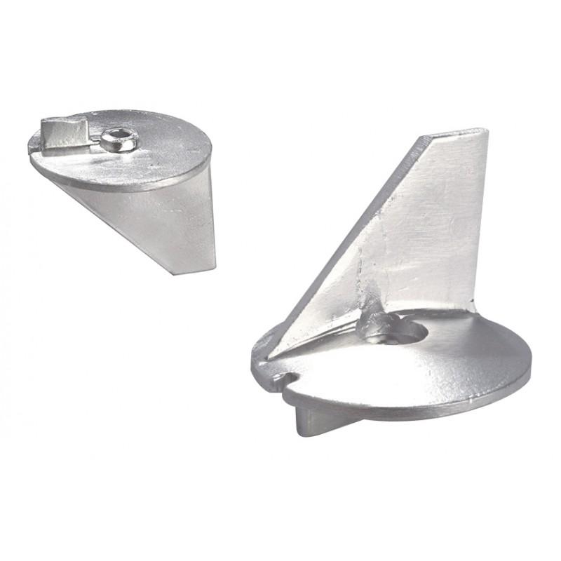 Ánodo de zinc para fuerabordas Tohatsu 25-50HP 2T, 25-30HP 4T 3B7-60217-0