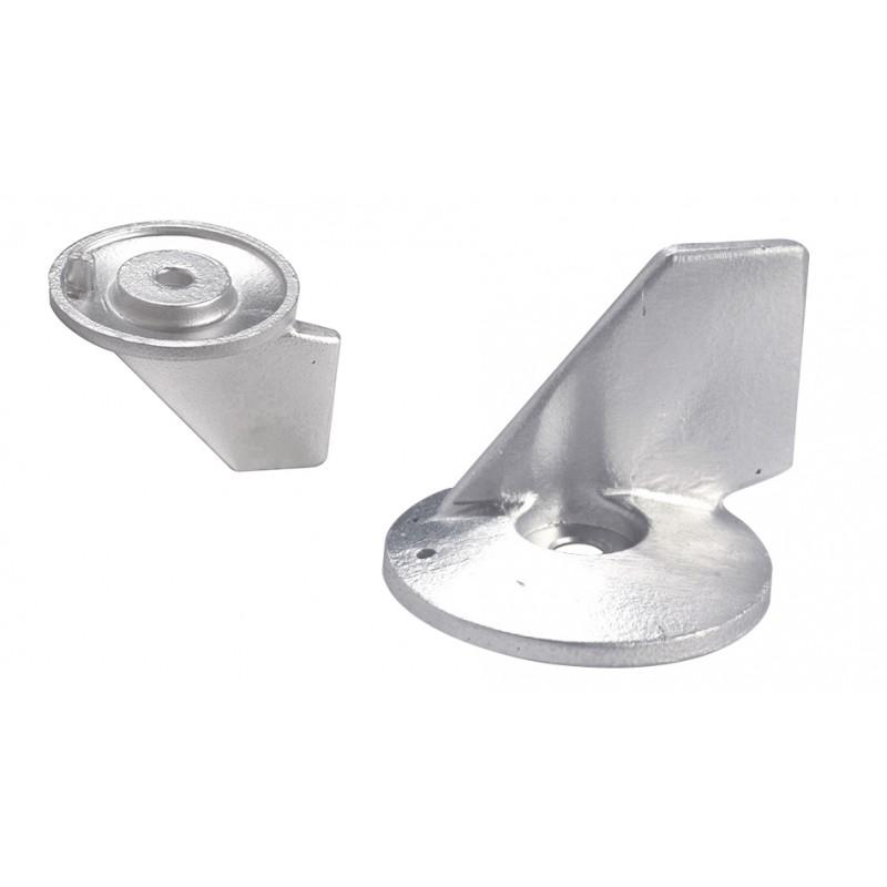 Ánodo de aluminio para Suzuki Outboards 75-85hp y DF40 55125-95500
