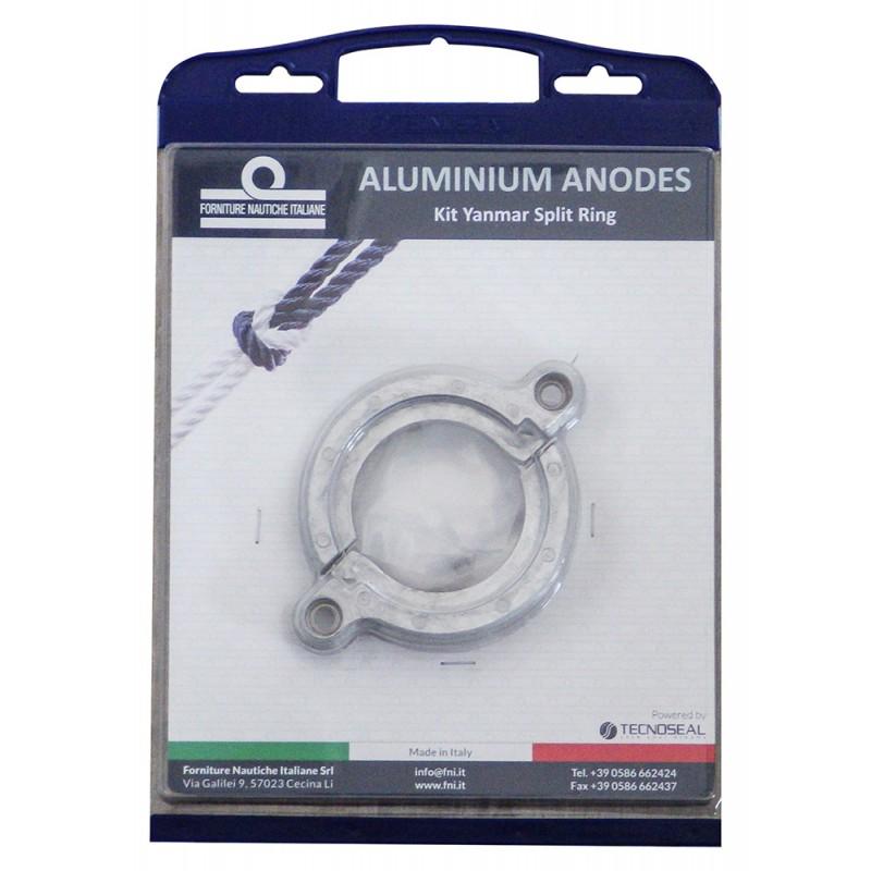 Anodo aluminio Yanmar Saildrive SD20-SD30-SD31-SD40-SD50