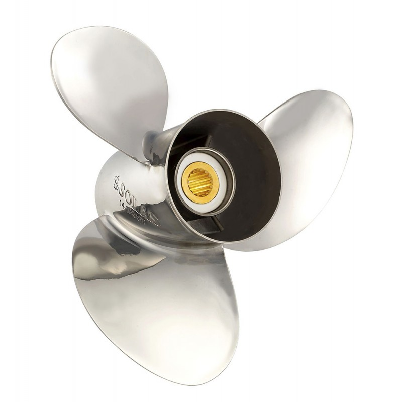 Stainless steel Propeller Solas SATURN Yc 3-11 1/8 X 13