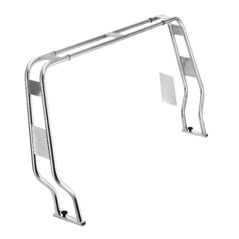 Rollbar Náutico- Arco de luces Inox Ajustable de 1000 a 1500 mm tubo de 40mm