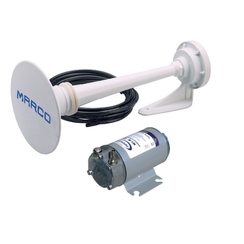 IMO approved marine horns 12v. 20a
