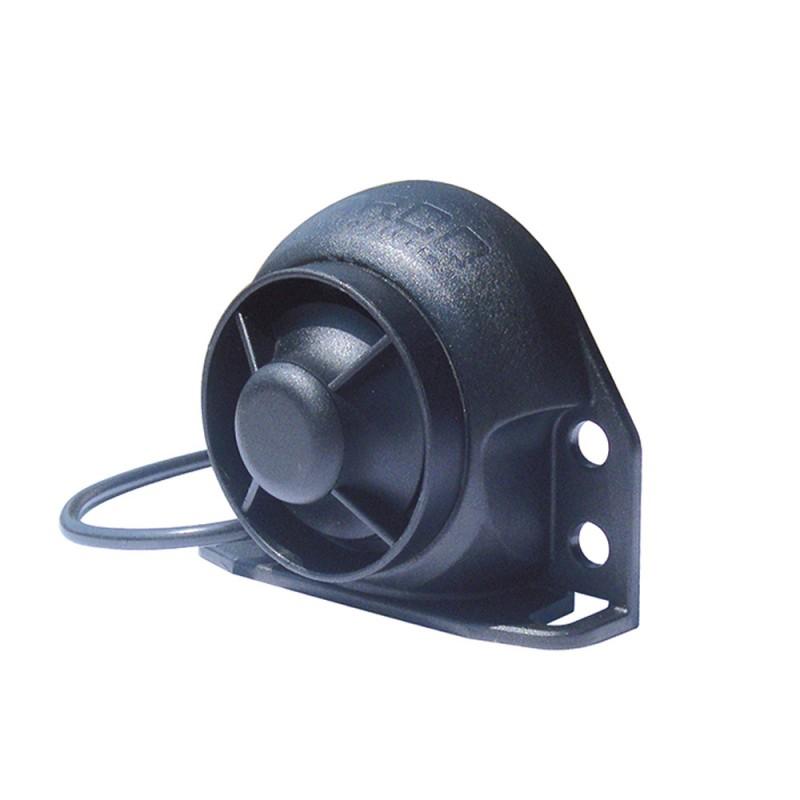 105 Db warning Bk/2 loudspeaker