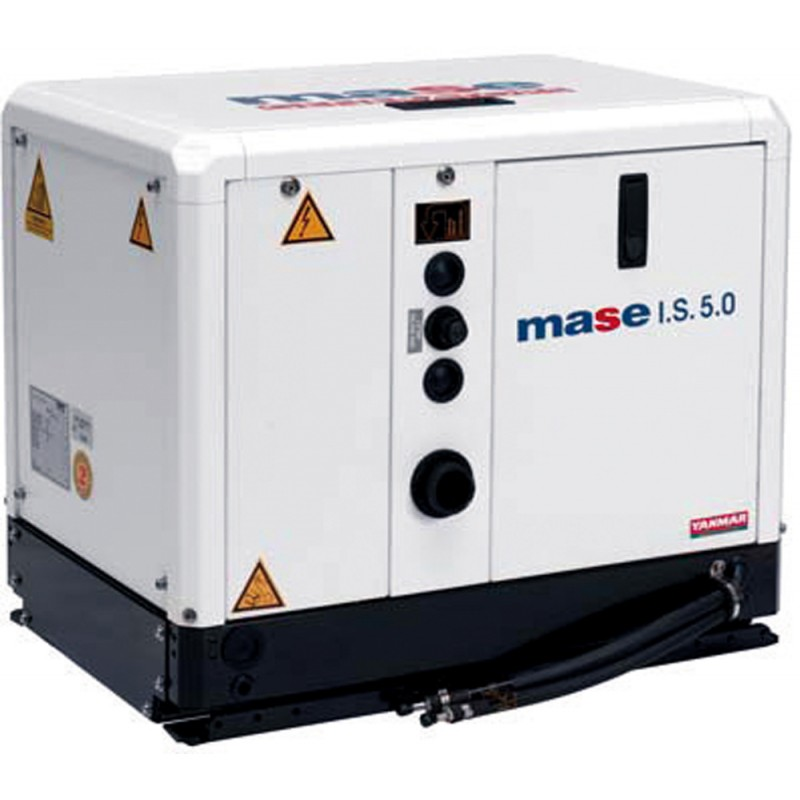 Generador Marino MASE IS 5.0 -5kw