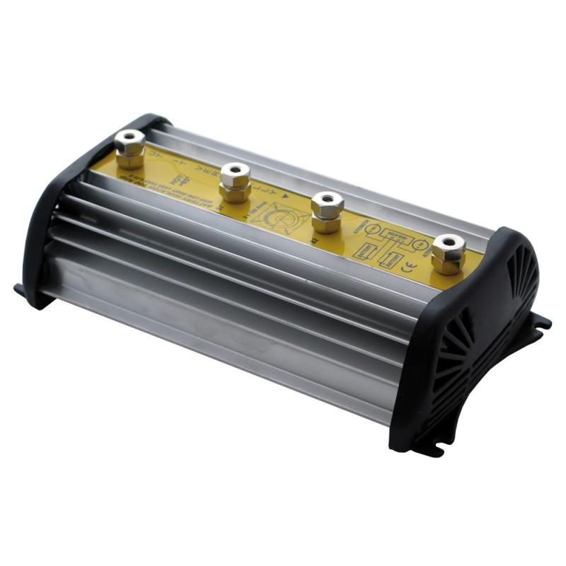 Aislador y Repartidor de Carga Automático 3 Baterias 100 amp