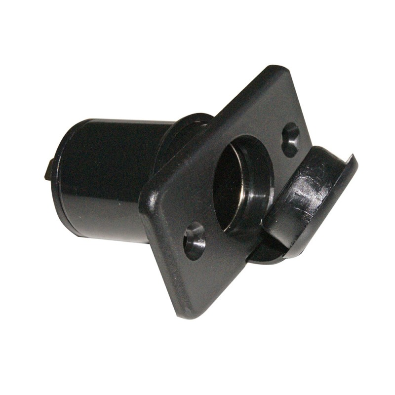 Lighter type recessed female connector