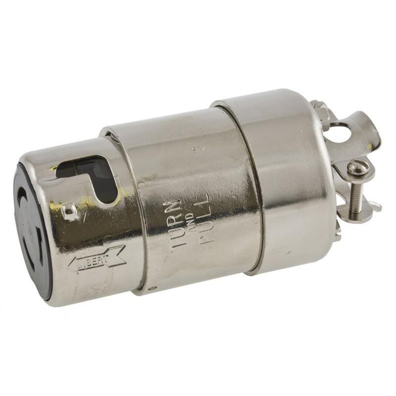 Conector Repuesto Tomas Electricas Hubbell 50amp
