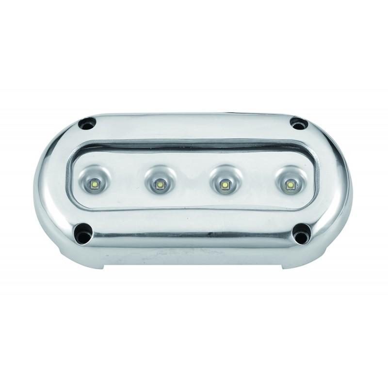Luz LED sumergible inox 135 x 67 mm