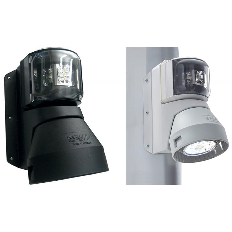 Proyector Led de Cubierta Aquasignal S43 blanco