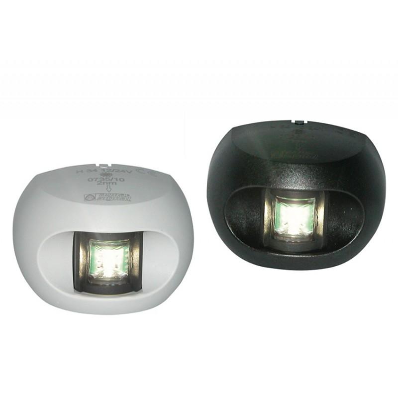 Navigation signal aft housing white S34 Aquasignal Led light