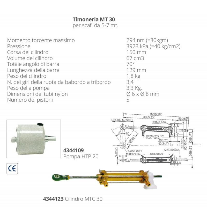 Cilindro Vetus MTC 30
