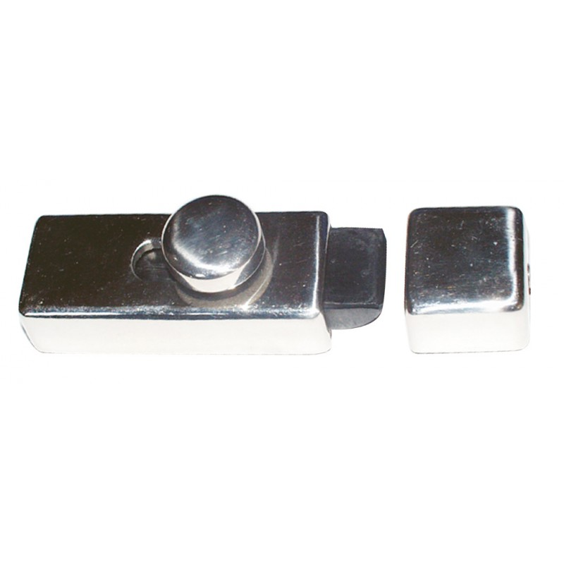 Latch stainless steel 100 mm