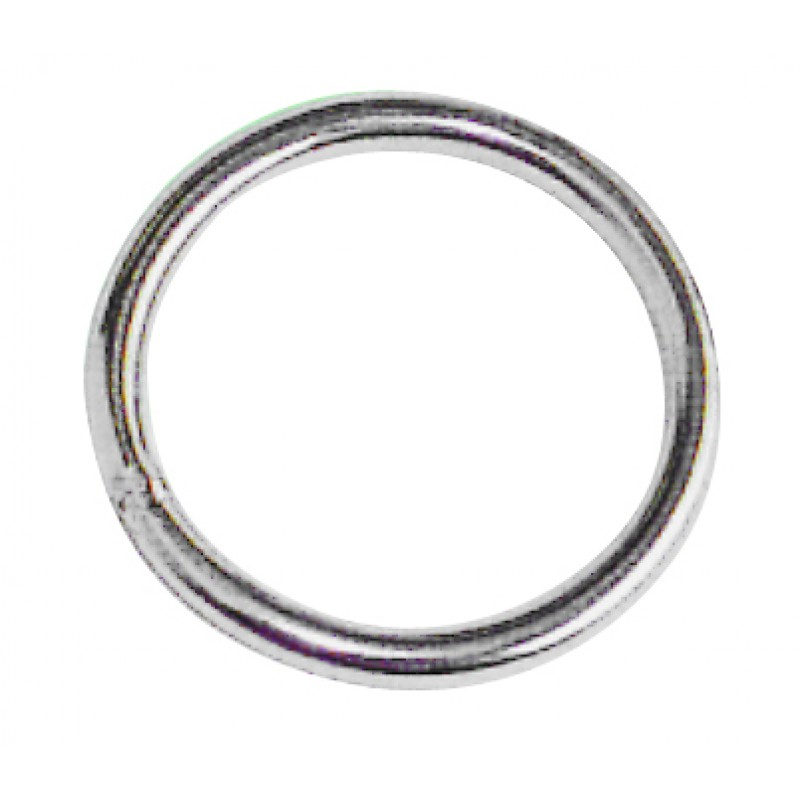 Stainless Steel Ring 4 x 25 mm