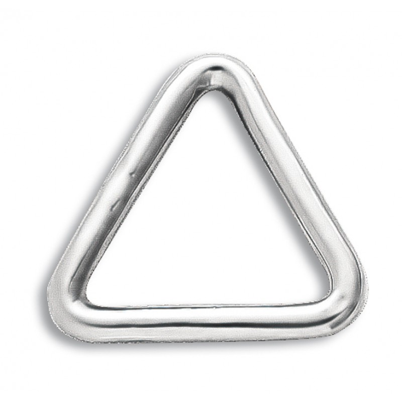 Anilla Triangular inox 5x30 mm