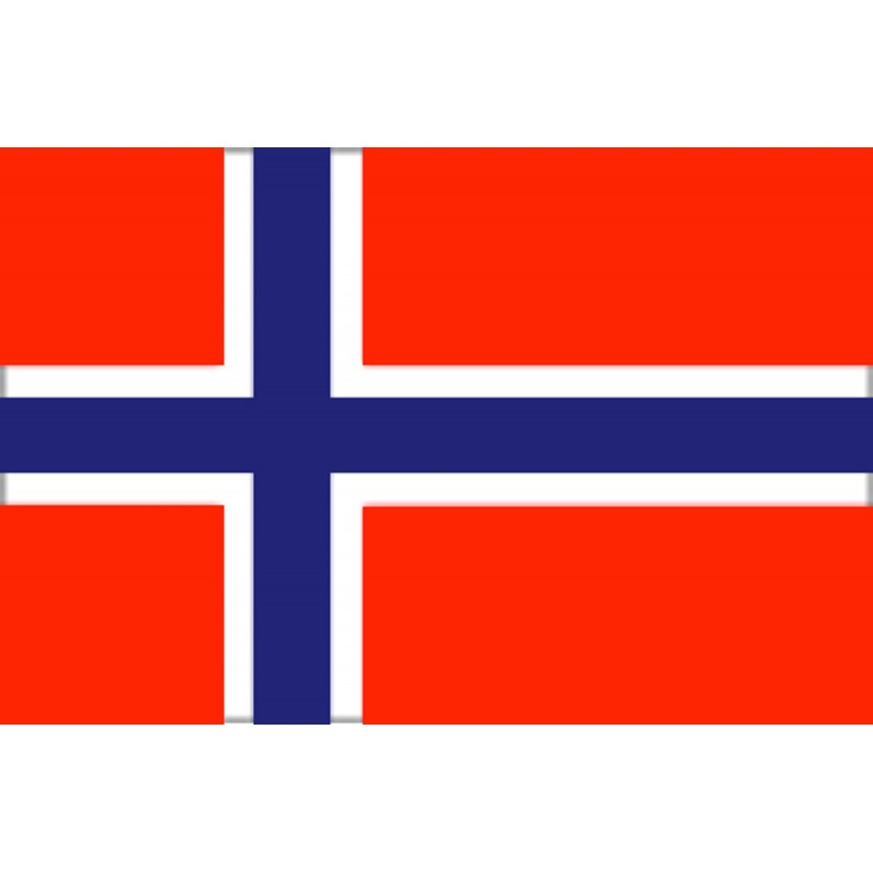 Flag of Norway 30 x 45 Cm.