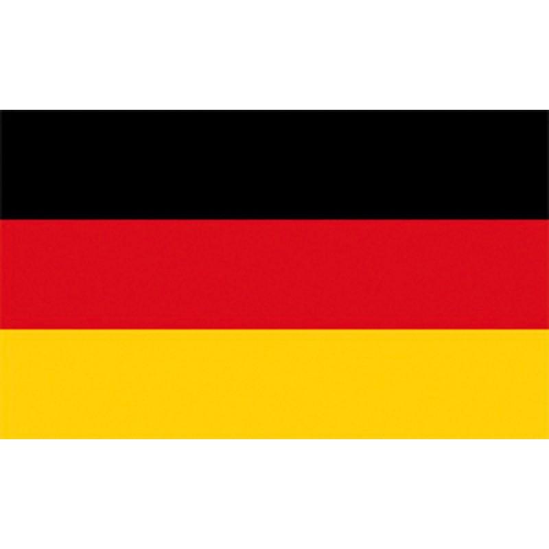 Bandera de Alemania 20 x 30 Cm