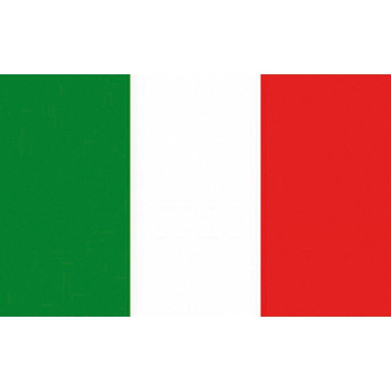 Bandera marina Italia 30 X 45 cm