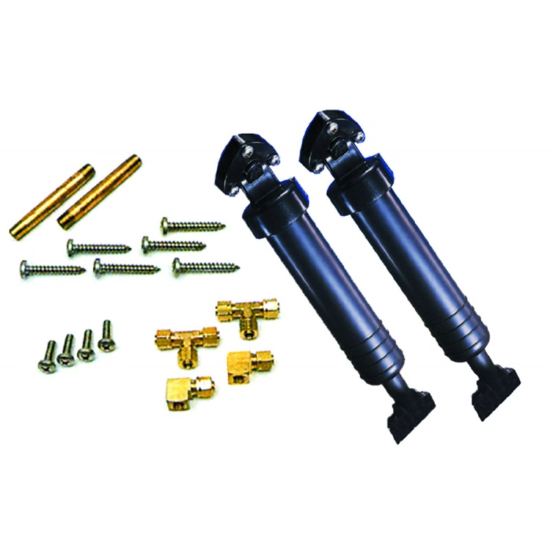 kit 2 cylinder with fittings