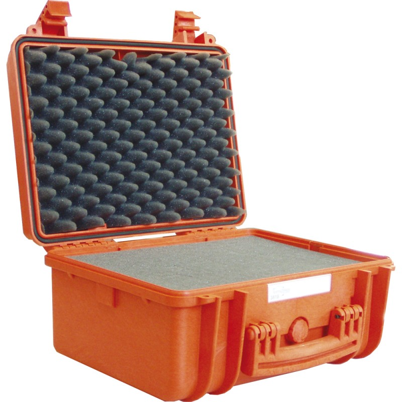 Caja estanca flotante Indestructible Explorer con esponja 520x435x230mm