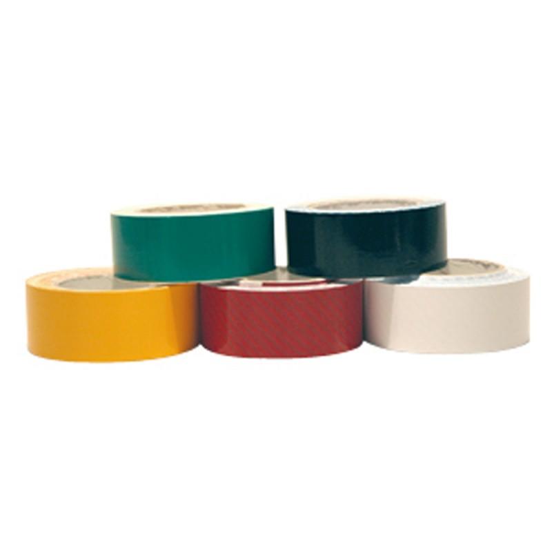 Tape adhesive black line of flotation 45 mm x 50 mt