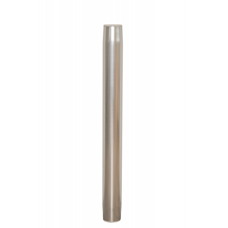 Tubo de Aluminio Biconico 60 x 600 mm