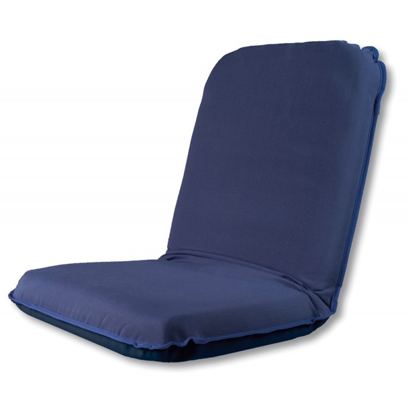 Floating boat seat blue 100 x 48 x 8 cm