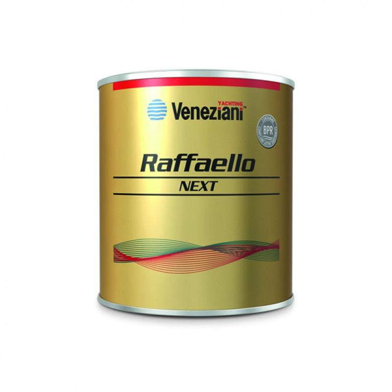 Antifouling Veneziani Rafaello Next Red 2.5lt