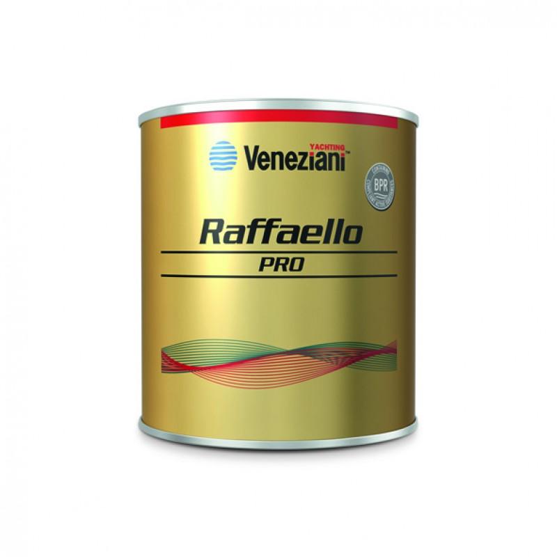 """Antifouling Veneziani """"Raffaello Pro"""" Negro 5lt"""