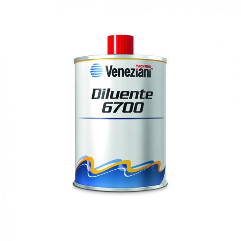 Disolvente Veneziani 6700 para Esmaltes 0.50 lt