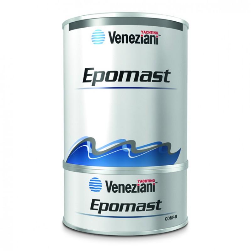 Epoxy Filler Veneziani Epomast Evo Two Components (A+B) 0.5kg