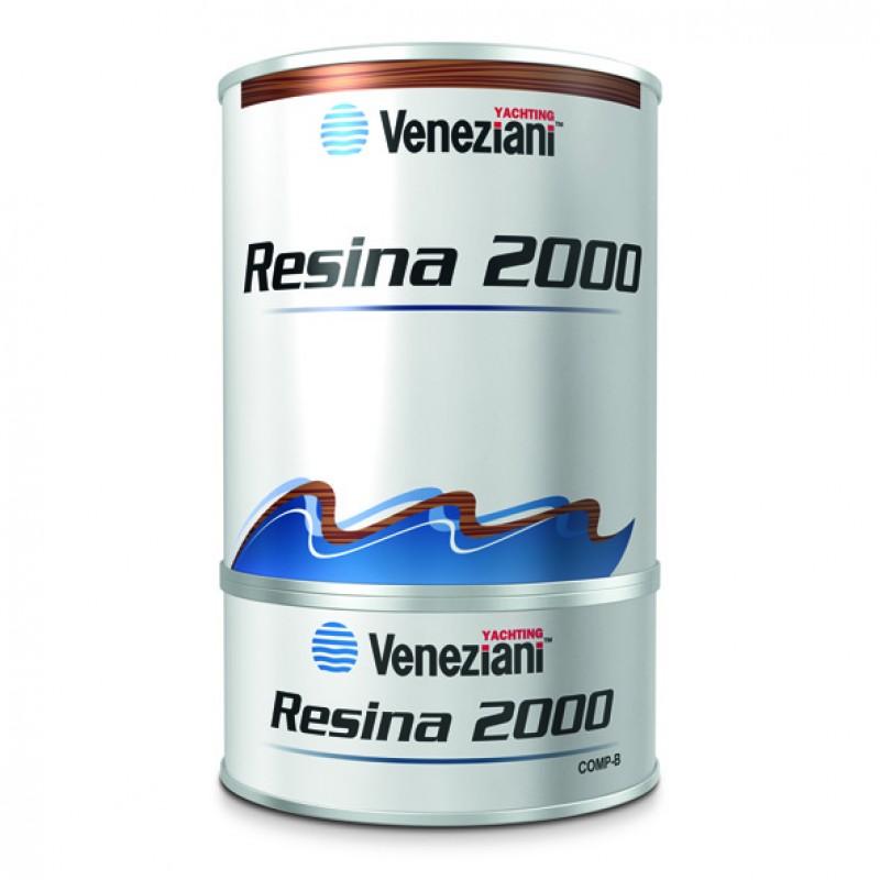 Veneziani structural epoxy resin 2000, 2-component 1.5 lt