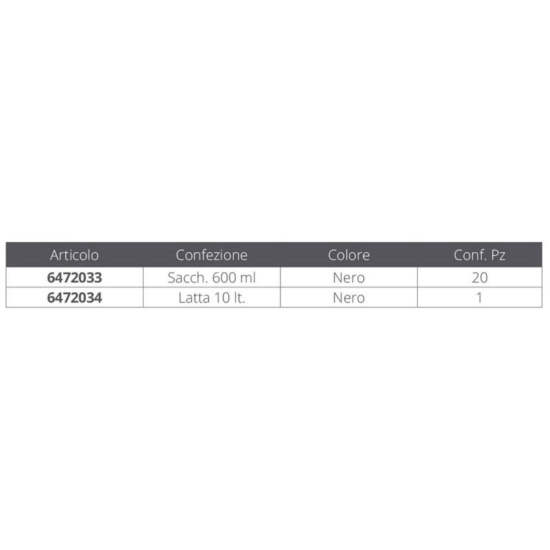 Sikaflex 298 negro 10 lt