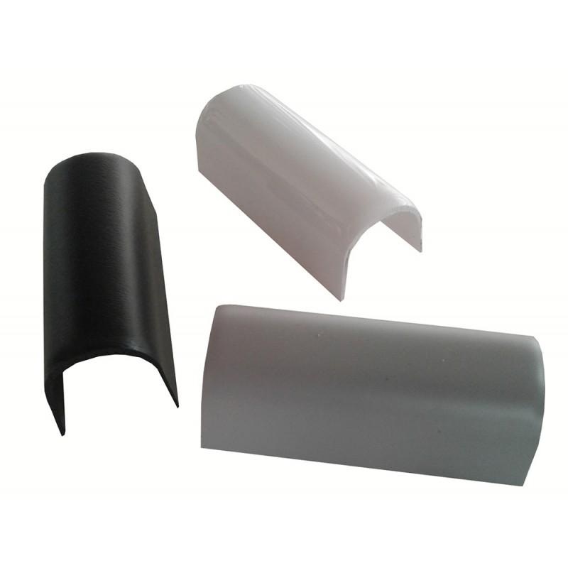 Union Board black contour strip L35 and Radial black 40 mm