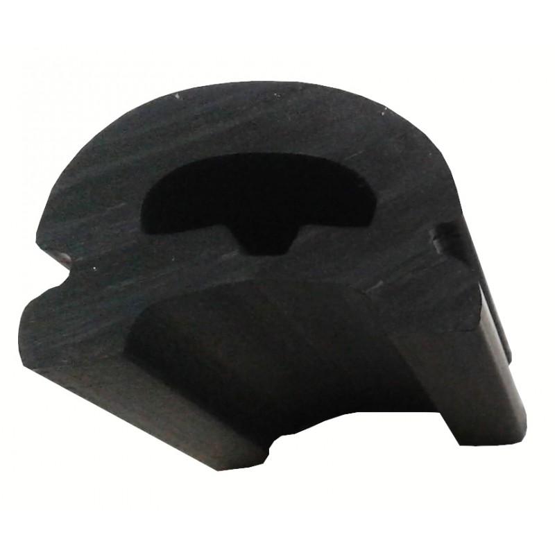 Cinton Náutico Negro Tessilmare C40