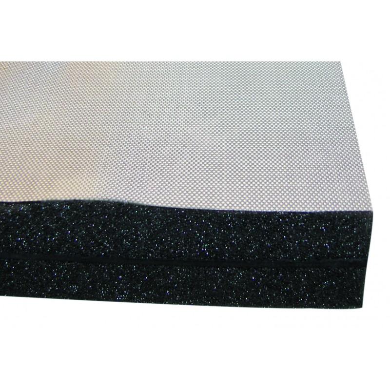 Iron insulating EPDM 26 x 1000 x 2000 mm