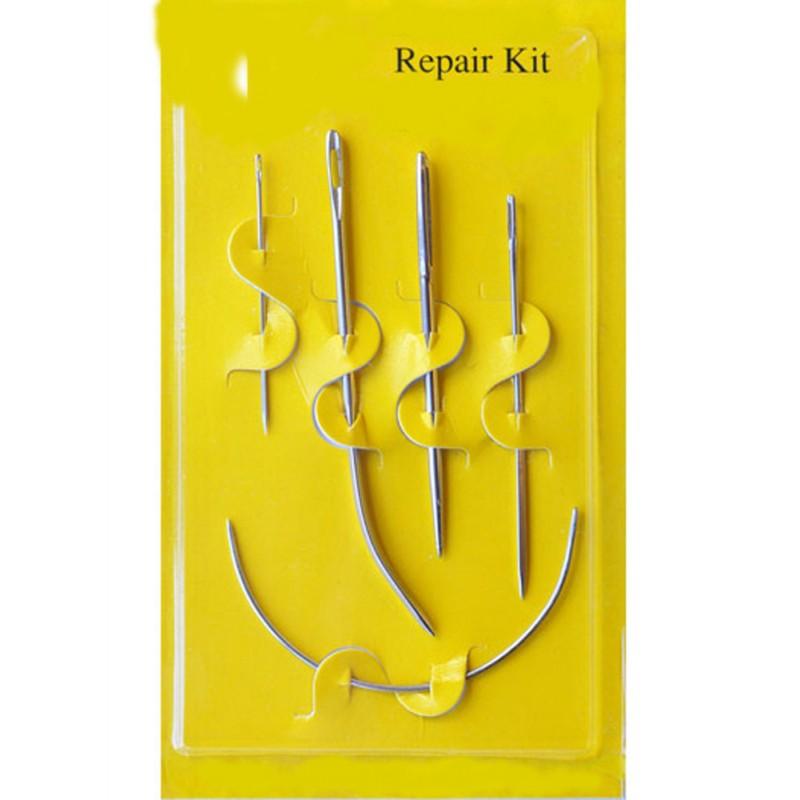 Kit de agujas Curvas para coser velas