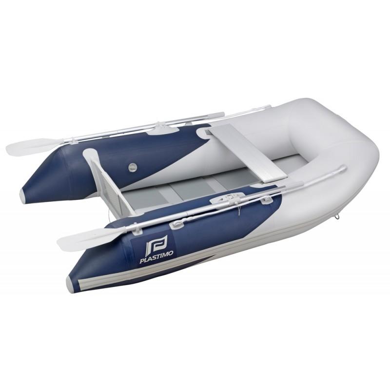 Embarcación Neumática Plastimo Raid II P200SH Azul