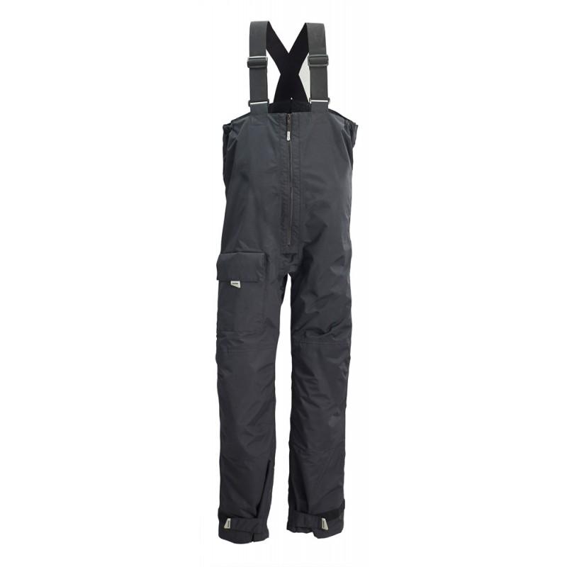 Pantalón de Peto Negro XM Coastal Talla XS