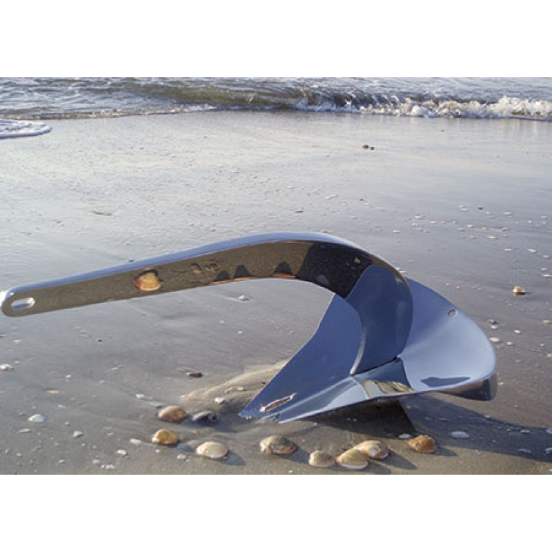 Stainless Steel Spade Anchor X140 30KG