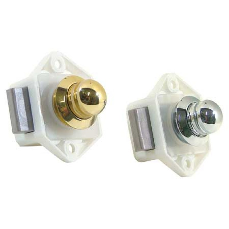 f&s button latch for hatches and drawers 19mm