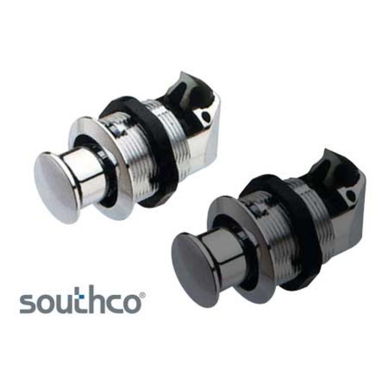 Southco Smart Chrome Push Button Hasp 32mm
