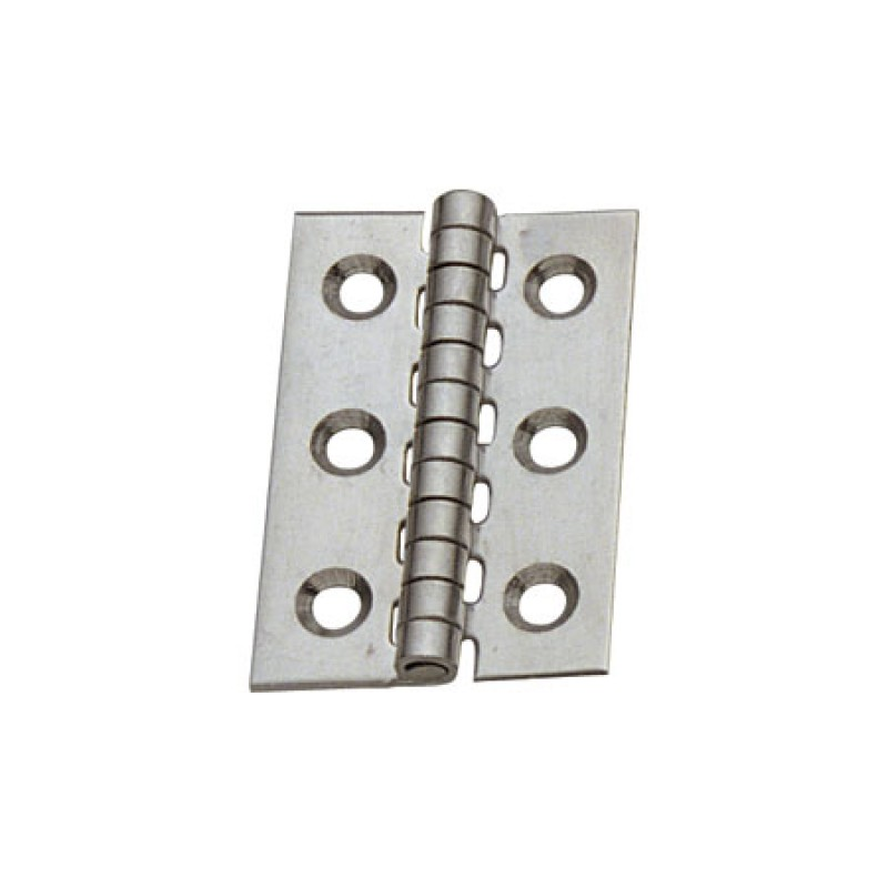 Stainless Hinge Std H75mm