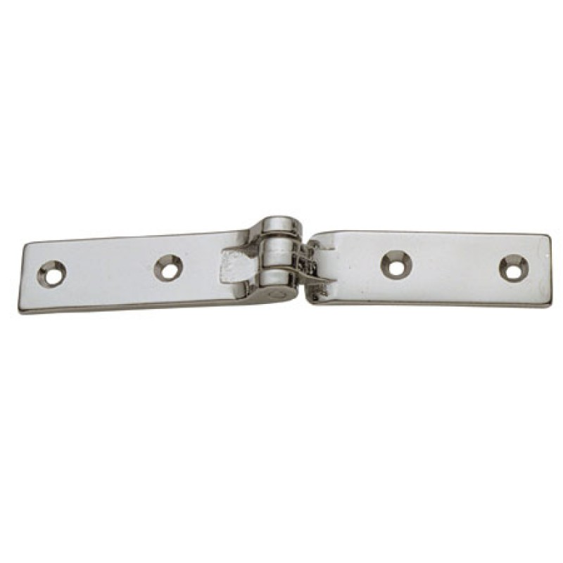 Ladder hinge Cr brass 140x20mm