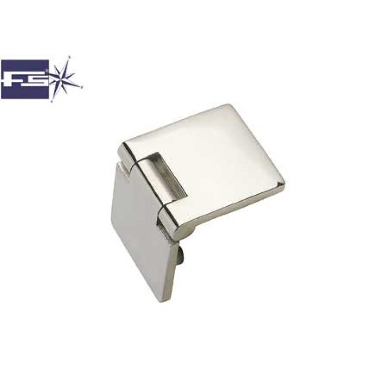 Bisagra A Filo Inox Lux 70 x 35 mm