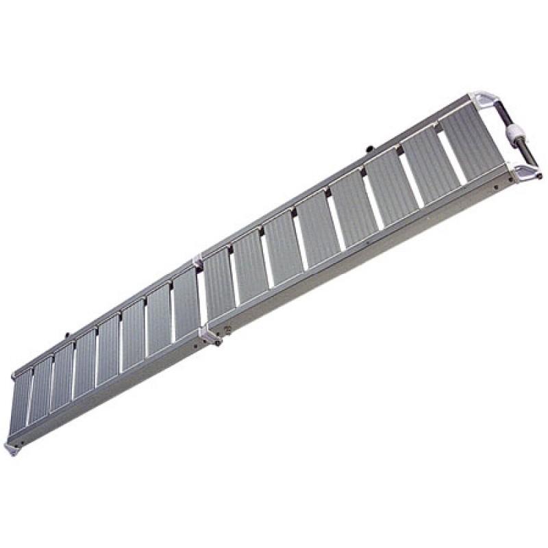 Pasarela Plegable de Aluminio 230 x 37cm