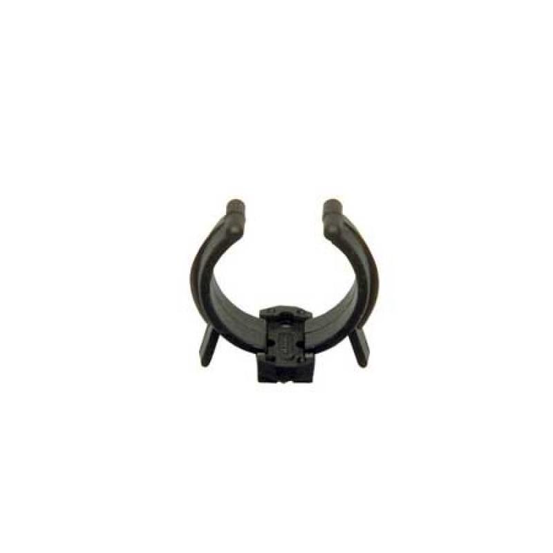 clips negros compactos 22/28 mm