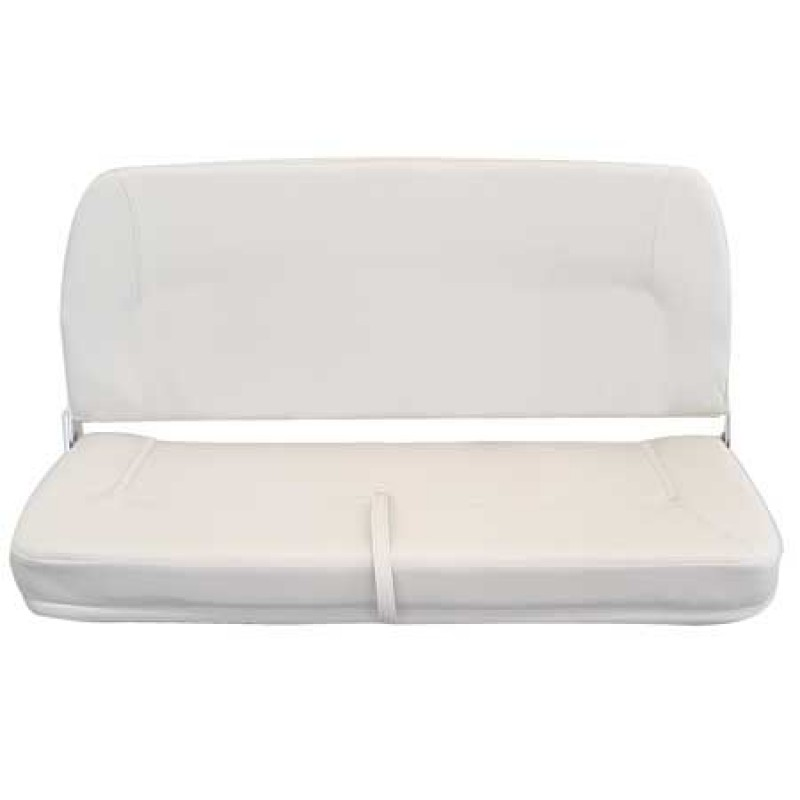 Sillon Náutico Doble Blanco 800 x 400 x H440mm