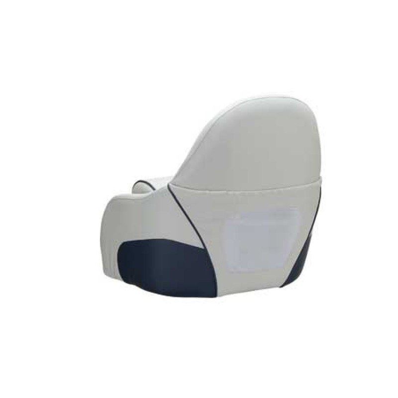 Pilot Seat BI LEVEL Blue and Gray